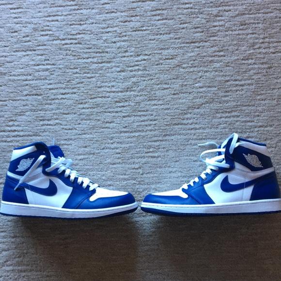 121b2e7c0aeb Air Jordan Other - Air Jordan 1 Storm Blue